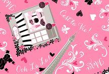 Ooh La La / A Shannon Studio Cuddle™ Collection / by Shannon Fabrics