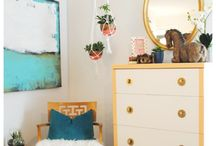 Guest room / by Shelania Fowler