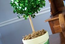 ST. PAT'S Craft Ideas: Me / by Julie Irwin