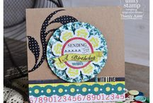 PAST {be inspired} SENTIMENT KITS at UNITY / NEW Kits release EACH MONTH - FULL of Sentiments for you!  / by Unity Stamp Company, Angela Magnuson