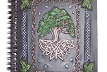 Book of Shadows / Inspiration for my personal book of shadows.  / by Jennifer Valdez