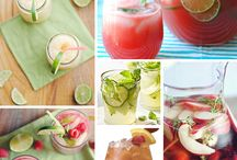 Drinks / by Marsha Lindsey Morris