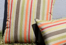 Pillow Decor - Outdoor Throw Pillows / Outdoor pillows we love made with Sunbrella, Waverly and other outdoor fabrics. / by Pillow Decor