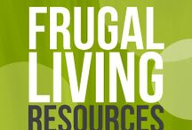 A Frugal Life / trying to save a dollar or two / by Michelle Coleman