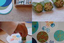 Art: Batik & Printing / by Hollyn Thompson