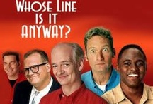 Whose Line is it Anyway?? / by Valerie Leon