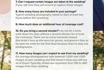 Wedding Stuff / by Emily Carr