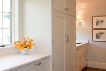 Laundry Rooms / by Jenny (Evolution of Style)