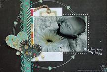 Scrapbooking / by Leanna Bond