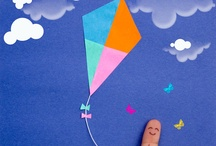 kite day / by Holly Kincaid