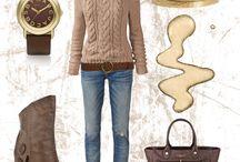 Nice combos to wear / by Caro Leona