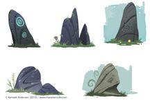 Cartoon Design / by Dioton - Estelle Rivaud
