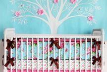 rock a bye baby / baby, maybe...nursery ideas / by Latisha Roland