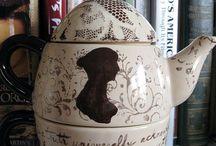 Jane Austen / by Cisca van der Heiden