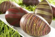 Huevos de Pascua de Chocolate / by Jesica Minetti