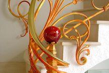 Staircases as Art / by Alisha Pendergraff