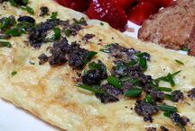 Egg Dishes / Egg dishes that I can convert to eggless vegan dishes. / by Tate Bagwell