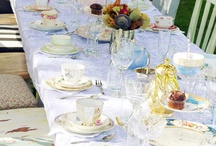 Help me plan our morning tea/garden wedding - Andre & Jeanette / by Imvelaphi Safaris