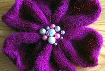 Knit and Crochet Random / by Melayla O
