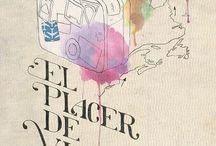 El Placer de Viajar / by Ines Spagnuolo