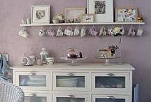 redecorating ideas / by Sheila Alkire