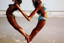 Summer(: / Sumer time is the best time!  / by Sage Evans