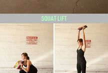 Workouts & Health / by Christina Arrellin