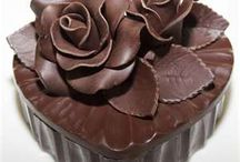 "Chocolate Designs / by Debra (""Cake & Cookie Closet"") Mosely"
