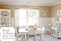 (dining room) / by Jennifer Chambers