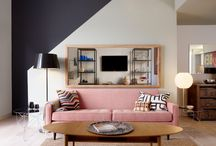 Home paint ideas / by Ketrah Sunkel