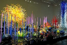 Chihuly Glass Art / by Paula McCleery