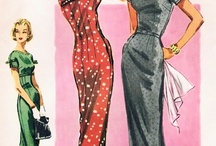 Vintage Patterns / by Queen of Fae