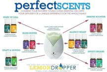 Essential Oil Diffusing / by Davon