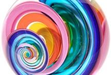 Art/Marbles & Paperweights / by Deborah Matthews