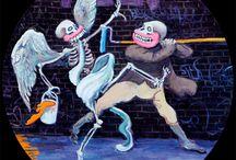 Hookedblog's Sweet Toof Board / by Hookedblog Street Art
