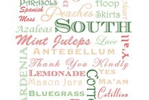 All Things Southern / by Allens Boots