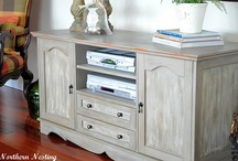 Painting furniture  / by Holly Carr