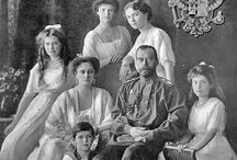 Royalty / royalty, king, queen, princess, romanov, history, people / by Tessa