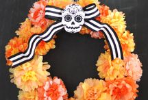 For the Day of the Dead / by Debi Fournier
