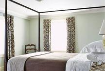 bedroom design ideas / by Ashley Gaddy