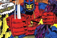 Marvel Comics / by Steven Moles