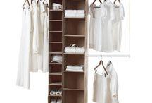 Closet Ideas / by Melissa Cassell