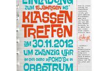 Klassentreffen / Class Reunion / by Anja Klemmer