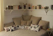 bedroom / by Nicole Dailey Whitmarsh
