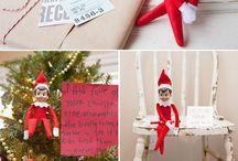 Elf on the Shelf / by Julien Olson