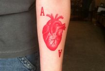 Tattoo's  / by Jessica Cervantes