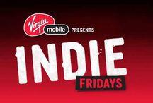 INDIE FRIDAYS! / by Virgin Mobile