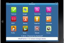 Free Wedding Mobile Apps iwedplanner / by iwedplanner