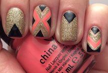 Get yo hair done get yo nails did! / by Cassy Patti