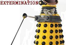 Daleks! / by Melissa